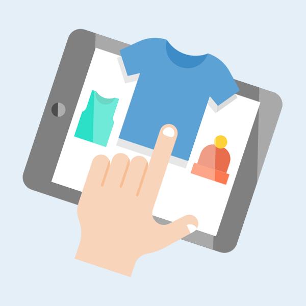 - Registrati sul sito ViC Online e scegli tra gli oltre cento negozi online disponibili dove fare shopping